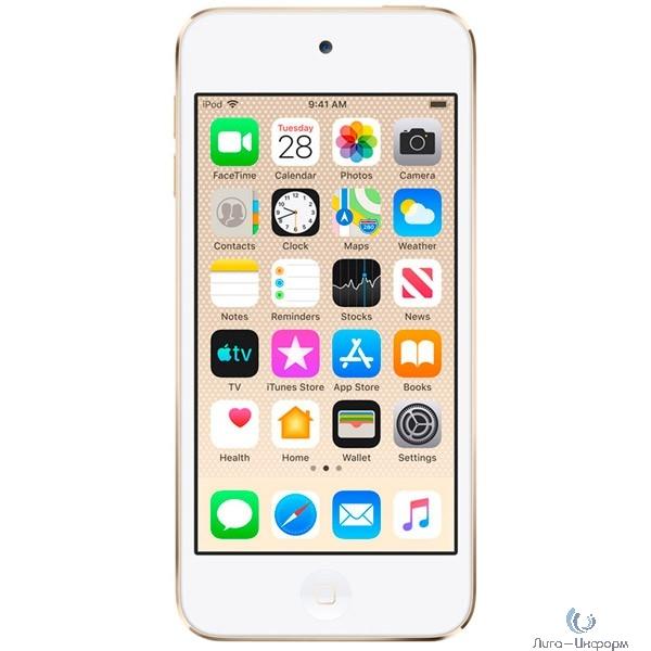 Apple iPod touch 256GB - Gold [MVJ92RU/A]