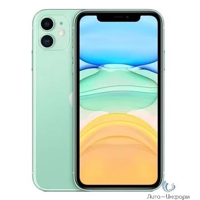 Apple iPhone 11 64GB Green [MHDG3RU/A] (New 2020)