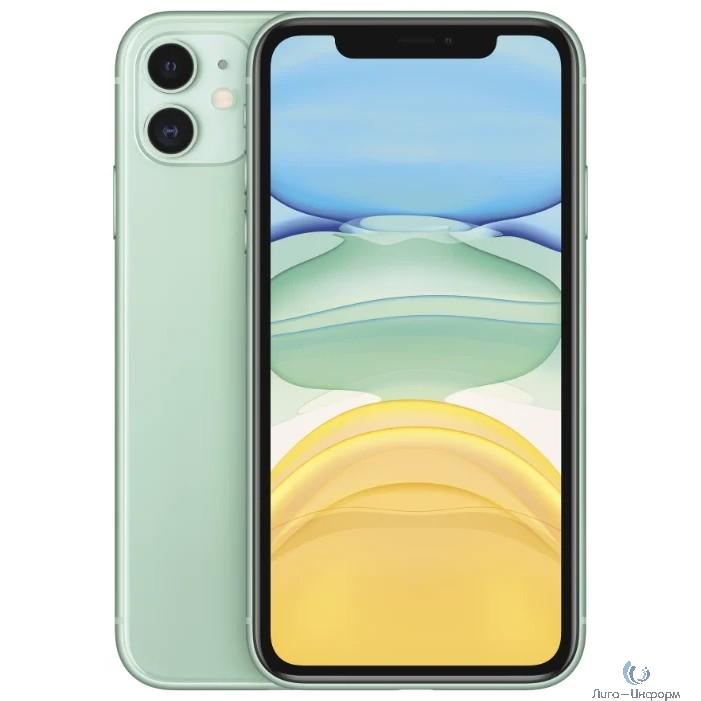 Apple iPhone 11 128GB Green [MHDN3RU/A] (New 2020)