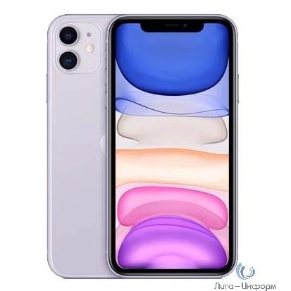 Apple iPhone 11 256GB Purple [MHDU3RU/A] (New 2020)