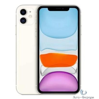 Apple iPhone 11 256GB White [MHDQ3RU/A] (New 2020)