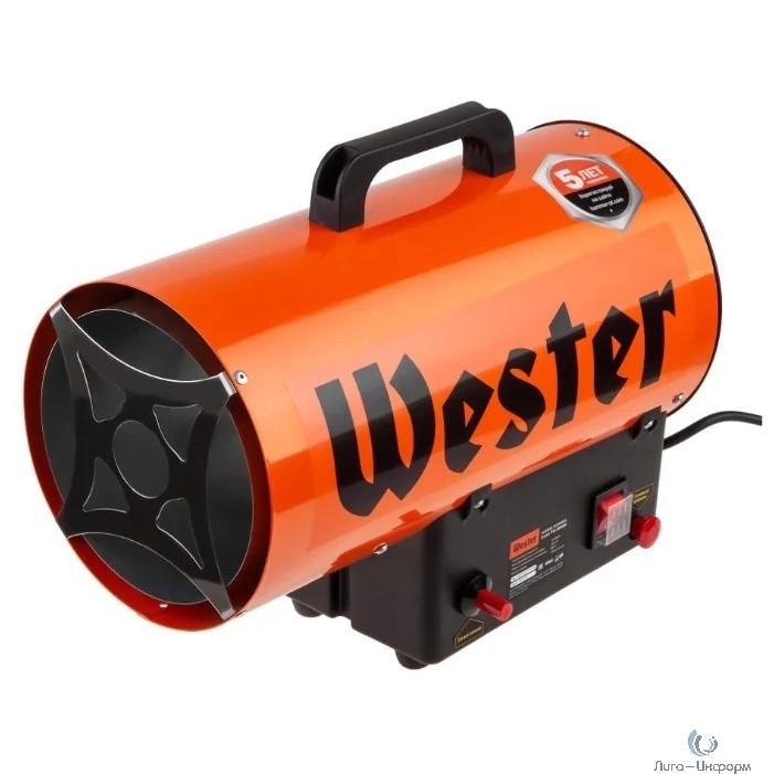 WESTER TG-20000 Газовая тепловая пушка  { 20кВт 340м3/ч 1,09кг/ч 170м2 } [615360]