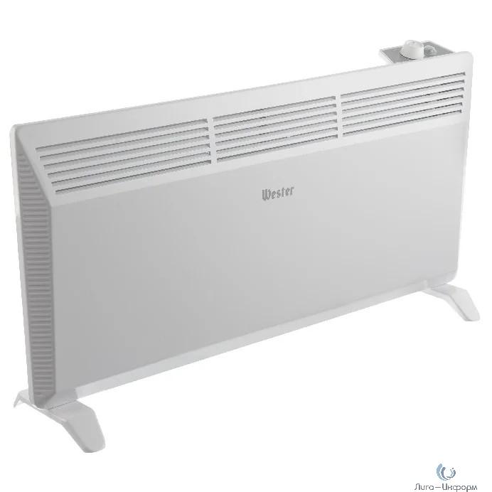 WESTER EK-2000 Конвектор электрический  { 2кВт, до 25м2, Х-образный нагреватель } [551309]