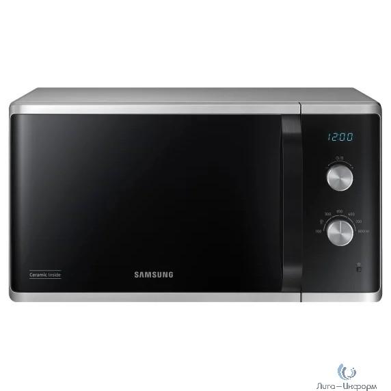 Микроволновая Печь Samsung MS23K3614AS/BW 23л. 800Вт серебристый