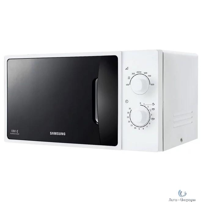 Микроволновая Печь Samsung ME81ARW/BW 23л. 800Вт белый