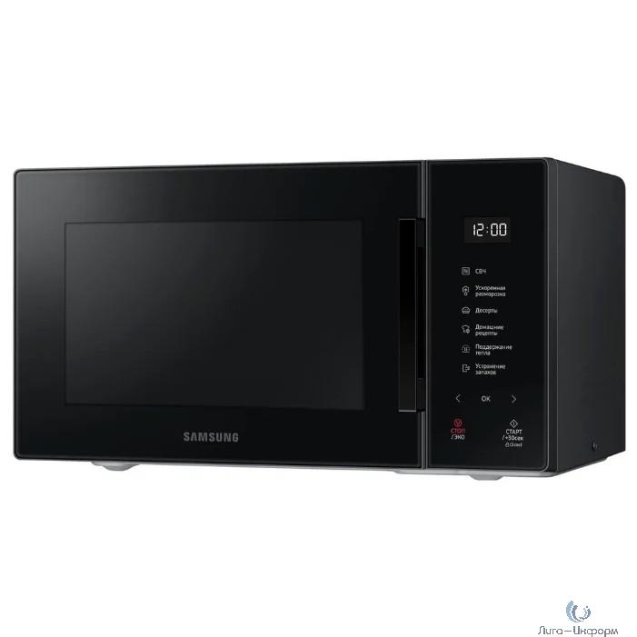 Микроволновая Печь Samsung MS23T5018AK/BW 23л. 800Вт черный