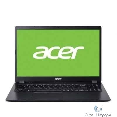 """Acer Aspire 3 A315-23G-R0QV [NX.HVRER.00U] Black 15.6"""" {FHD Athlon 3050U/8Gb/256Gb SSD/AMD625 2Gb/Linux}"""