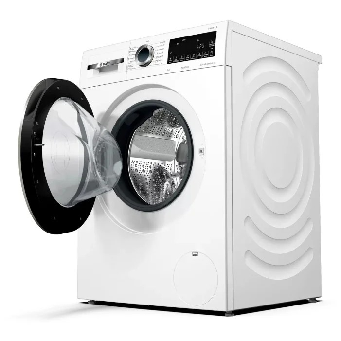 Стиральная машина Bosch Serie 4 WGA242X4OE класс: A-30% загр. фронтальная макс. :9кг белый
