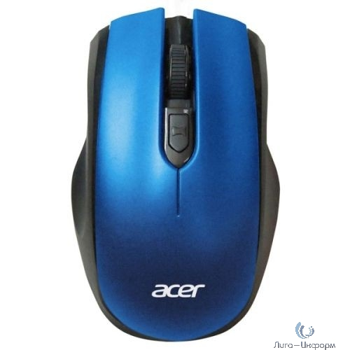 Acer OMR031 [ZL.MCEEE.008] Mouse wireless USB (3but) blk/blu