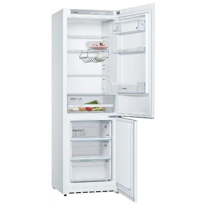 Холодильник Bosch KGV36XW21R белый (двухкамерный)