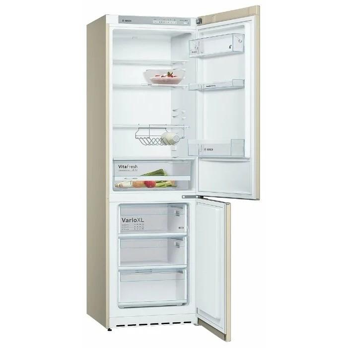 Холодильник Bosch KGV36XK2AR бежевый (двухкамерный)