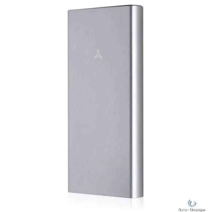 Accesstyle Charcoal II 10MPQP Внешний аккумулятор, Micro USB 5В / 2А, 9В / 2А, USB1 – 5В / 2А USB2 – 5В/3А; 9В/2A; 12В/1.5A