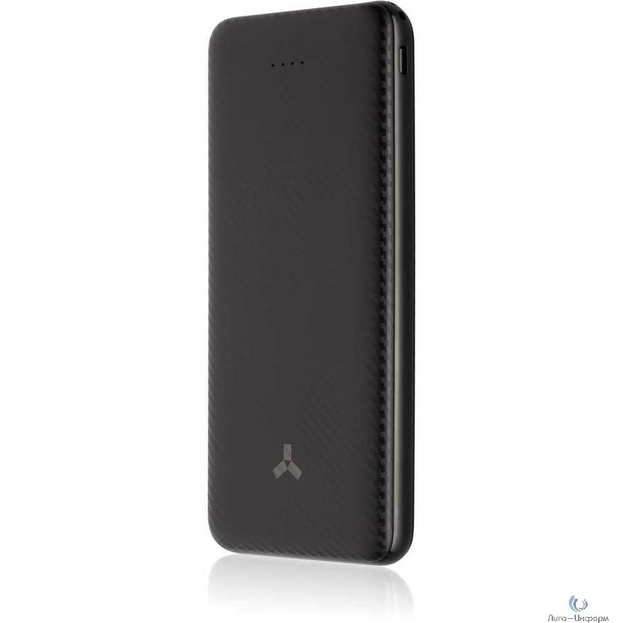 Accesstyle Midnight 10P Внешний аккумулятор, Micro: 5V-2A  Type-C: 5V-2A, USB1/2: 5V2.1A