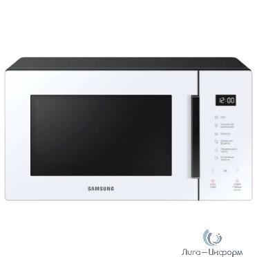 Микроволновая Печь Samsung MS23T5018AW/BW 23л. 800Вт белый/черный