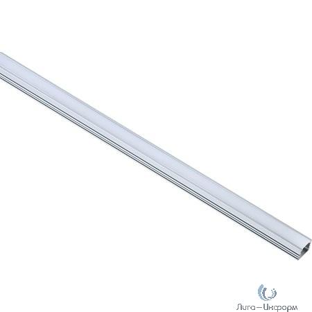 IEK LSADD1712-SET1-2-N1-1-08 Профиль алюм. для LED ленты 1712 накл. прям. 2м к-т опал