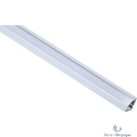 IEK LSADD1919-SET1-2-N3-1-08 Профиль алюм. для LED ленты 1919 накл. тр. 2м к-т опал