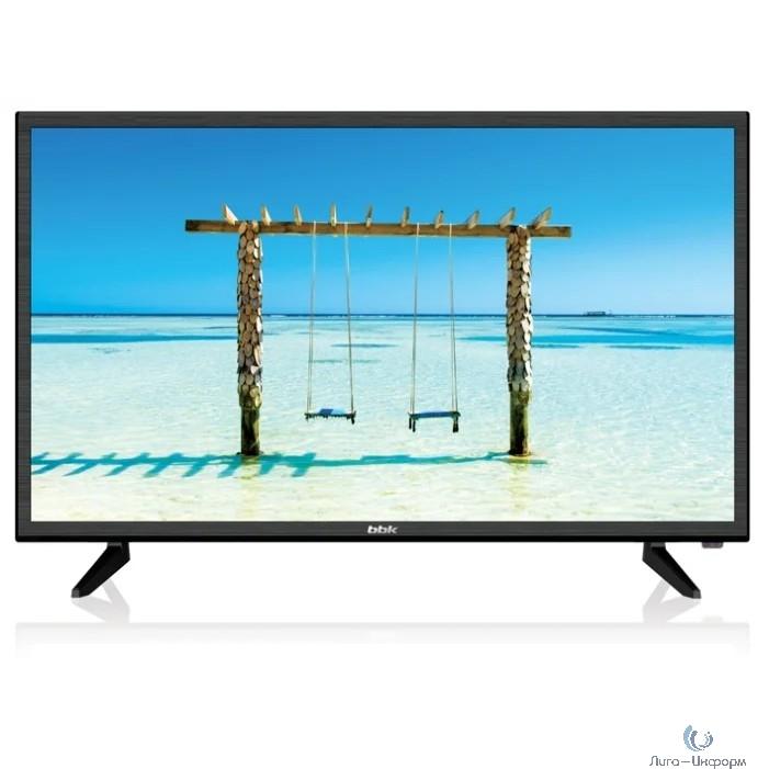 "BBK 32"" 32LEX-7289/TS2C черный/HD READY/50Hz/DVB-T2/DVB-C/DVB-S2/USB/WiFi/Smart TV (RUS)"