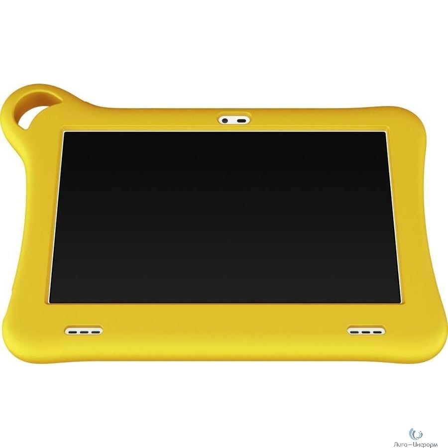 """Alcatel Kids 8052 MT8167D 4C/1.5Gb/16Gb 7"""" TN 1024x600/And9.0/желтый/BT/2Mpix/2Mpix/2580mAh"""