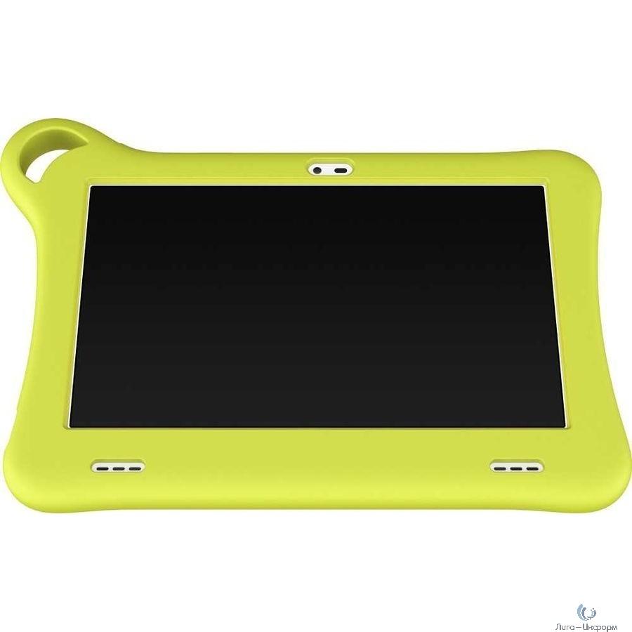 """Alcatel Kids 8052 MT8167D 4C/1.5Gb/16Gb 7"""" TN 1024x600/And9.0/green/BT/2Mpix/2Mpix/2580mAh [8052-2CALRU1]"""