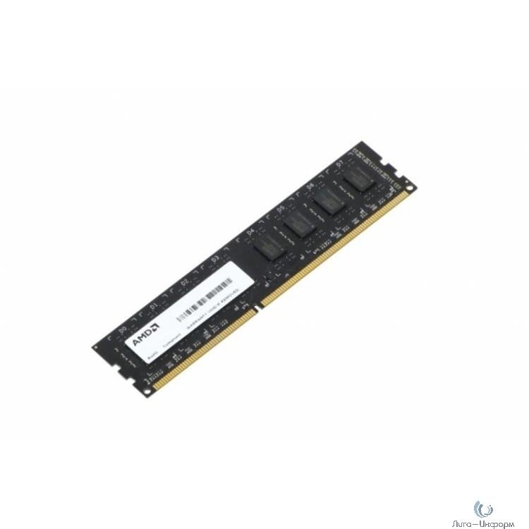 AMD DDR4 DIMM 4GB R744G2606U1S-U PC4-213000, 2666MHz
