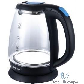 Blackton Bt KT1824G Black-Blue Чайник электрический