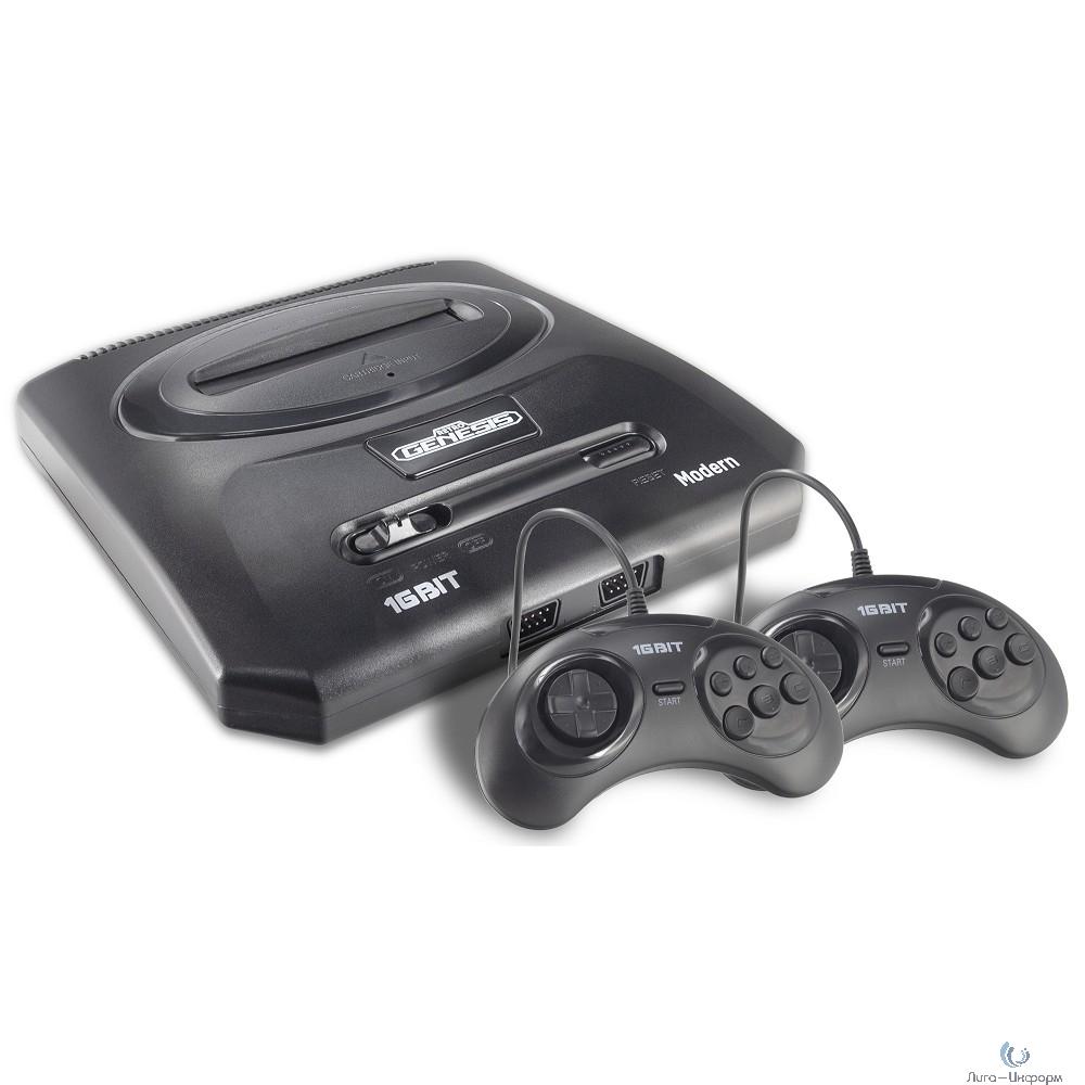 SEGA Retro Genesis Modern + 300 игр + 2 джойстика [ConSkDn92]