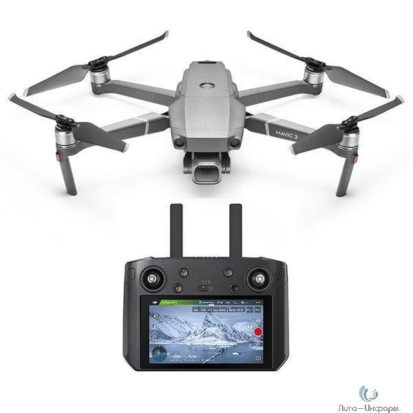 Квадрокоптер Dji Mavic 2 Pro Smart Controller L1P ARM Cortex A8 TMS320DMC64x 20Mpix 4K UHD WiFi GPS