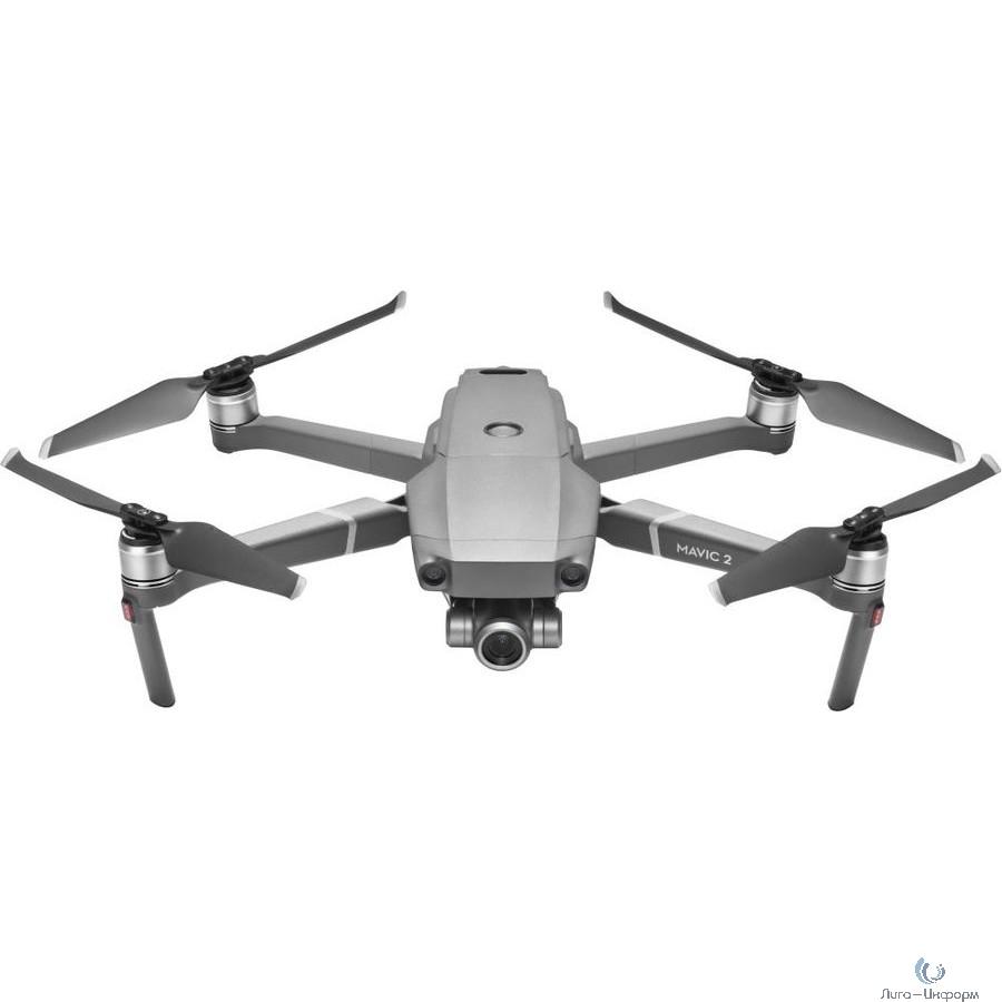 Квадрокоптер Dji Mavic 2 Zoom L1Z 12Mpix 4K UHD WiFi GPS ГЛОНАСС ПДУ серый