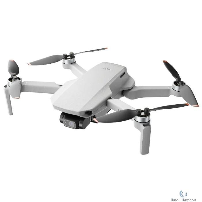 Квадрокоптер Dji Mini 2 MT2PD 12Mpix 4K UHD WiFi GPS ГЛОНАСС ПДУ серый