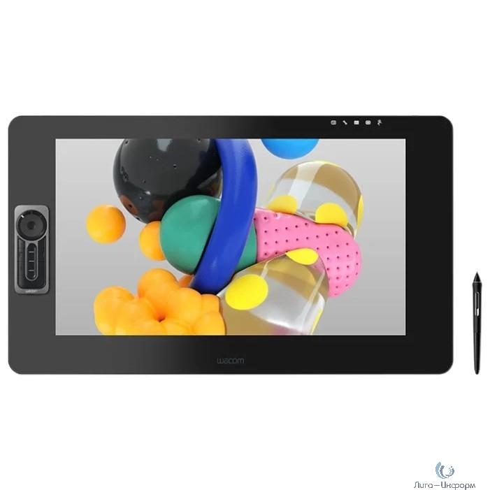 Графический интерактивный перьевой LCD-монитор/планшет Wacom Cintiq Pro 24 Interactive Pen Display  RU