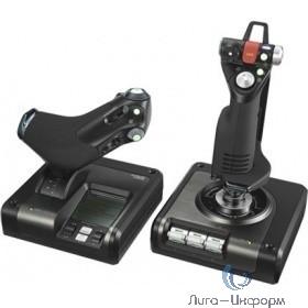 945-000003 Logitech G Saitek X52 Pro Flight Control System
