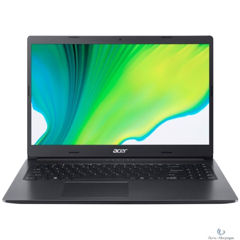 """Acer Aspire 3 A315-23-R64U [NX.HVTER.027] Black 15.6"""" {HD Athlon 3050U/8Gb/256Gb SSD/W10}"""