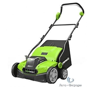 Greenworks 40В Аэратор/скарификатор (без АКБ и ЗУ) [2511507]