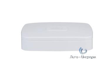 "DAHUA DHI-NVR2104-P-I"" Видеорегистратор IP 4-х канальный 4K  HDD: 1 SATA3 до 6Тб"