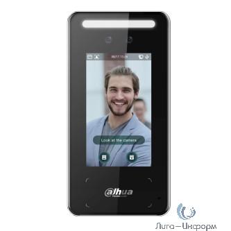 DAHUA DHI-ASI6213J-MW AI терминал учета рабочего времени и контроля доступа с распознаванием лиц