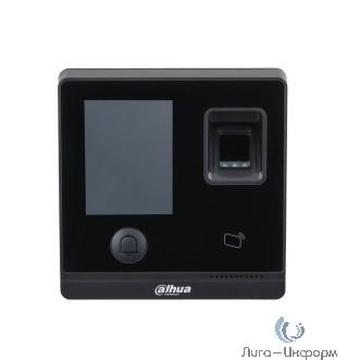 DAHUA DHI-ASI1212F-D Автономный терминал контроля доступа с типом карт EM