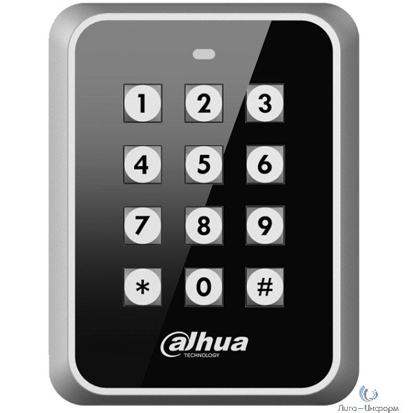 DAHUA DHI-ASR1101M Считыватель карт доступа  в металлическом корпусе