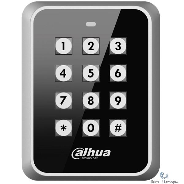 DAHUA DHI-ASR1101M-D Считыватель карт доступа  в металлическом корпусе