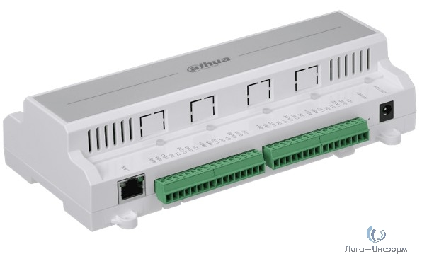 DAHUA DHI-ASC1204B-S Контроллер на 4 двери (1-сторонний доступ)