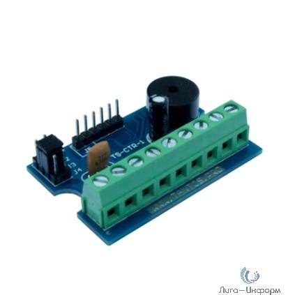 Tantos TS-CTR-1 Автономный контроллер, протокол подключения считывателей TM или Wiegand-26