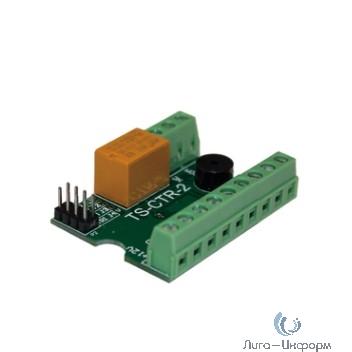 Tantos TS-CTR-2 Автономный контроллер доступа, интерфейсы TM и Wiegand-26-42