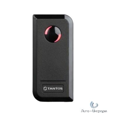 Tantos TS-CTR-EM Black Автономный контроллер доступа Wiegand-26,-37
