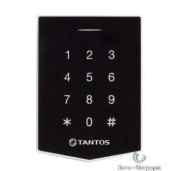Tantos TS-KBD-EH Touch Кодонаборная панель с сенсорными кнопками, со встроенным считывателем  карт