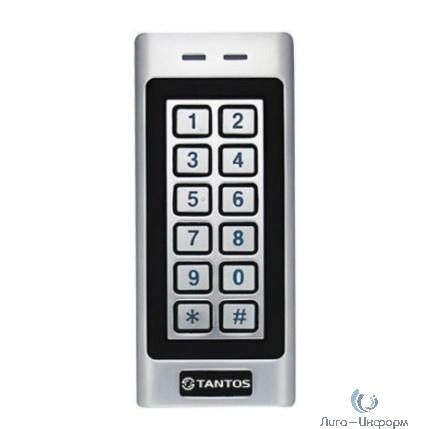 Tantos TS-KBD-EM-IP66 Metal Кодонаборная панель со встроенным считывателем Em-Marin