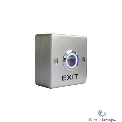 Tantos TS-CLACK light Кнопка выхода накладная, металическая, с подсветкой