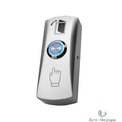 Tantos TS-CLICK light Кнопка выхода накладная, металическая, с подсветкой