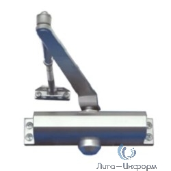 Falcon Eye FE-B3W (Silver) Доводчик на дверь весом 45-65 кг