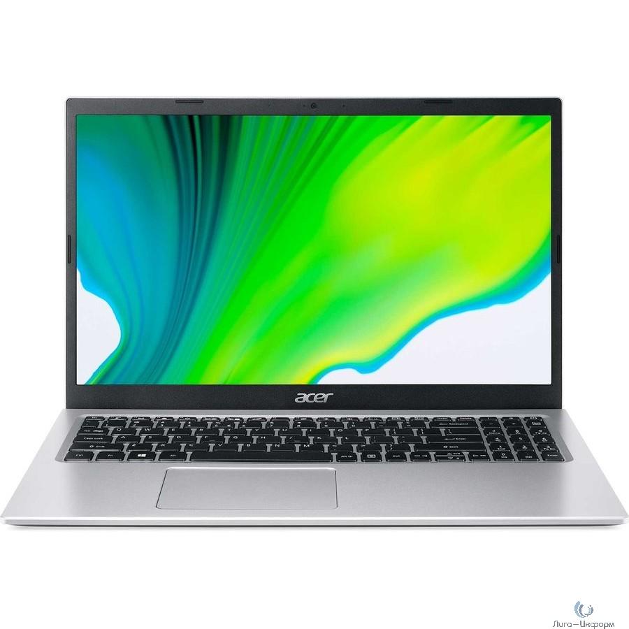 """Acer Aspire 1 A115-32-P26B [NX.A6MER.00B] Silver 15.6"""" {HD Pen N6000/4Gb/128Gb SSD/W10}"""