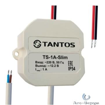 Tantos TS-1A-Slim Источник питания стабилизированный 12В
