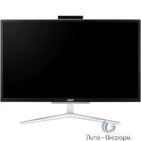 """Acer Aspire C22-820 [DQ.BDZER.00D] silver black 21.5"""" {FHD Pen J5040/4Gb/1Tb/Linux/k+m}"""